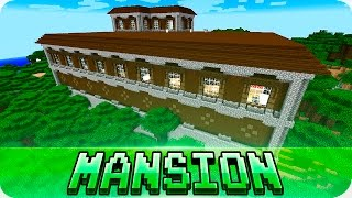 Minecraft 1.11 Seeds - NEW Woodland Mansion Seed - Minecraft 1.11 Update