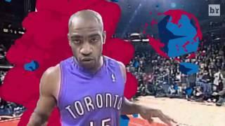 Slam Dunk Contest | NBA All-Star 2016 | animations