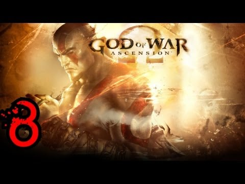 Zagrajmy w God of War: Wstpienie #8 - Komnata tortur i Delos (W ciemno)