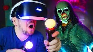 getlinkyoutube.com-VIRTUALLY TERRIFIED   Until Dawn: Rush of Blood (Playstation VR)