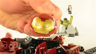 LEGO Hulkbuster Smash 76031   Let's Build!