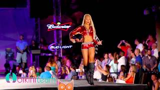 getlinkyoutube.com-Miss Hooters International Swimsuit Pageant 2014 Hometown Outfits Part 1