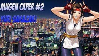 getlinkyoutube.com-Mugen Caper #2: Yuri Sakazaki