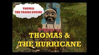 getlinkyoutube.com-Thomas the Trainz Engine Ep. 52: Thomas and the Hurricane