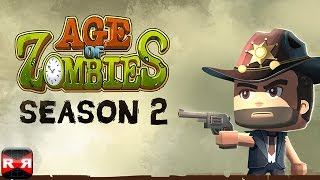getlinkyoutube.com-Age of Zombies: Season 2 (By Halfbrick Studios) - iOS / Android - Gameplay Video