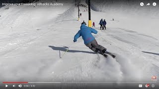 getlinkyoutube.com-Improve your freeskiing - Alltracks Training Series - Skiing with flow