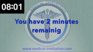 getlinkyoutube.com-✔ USMLE Step 2 CS Patient Note Timer