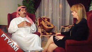 ميحد حمد في مقابلة تلفزيونية