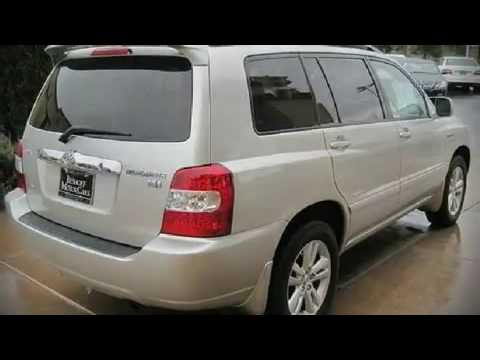 2006 Toyota Highlander Problems Online Manuals And Repair