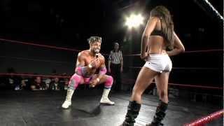 getlinkyoutube.com-Robbie E vs Rosita Dance Off from FWE The Big Kabosh