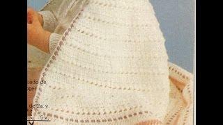 getlinkyoutube.com-Capita para bebé con gorro instrucciones a crochet