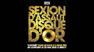 Sexion D'Assaut - Disque D'or
