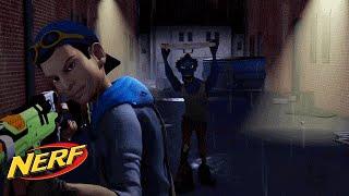 NERF - Zombie Strike Stories: Slingfire Storm (Episode 8)