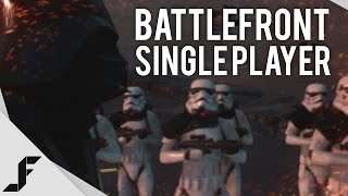 getlinkyoutube.com-Star Wars Battlefront Singleplayer Walkthrough