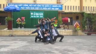 getlinkyoutube.com-Nhảy hiện đại - Nhóm Beatronic - Khai giảng 2014-2015 - THPT Hiệp Bình