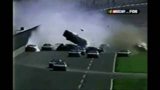 getlinkyoutube.com-The Crashes that have Changed Nascar