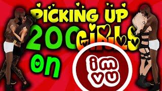 getlinkyoutube.com-Picking up 200 girls On IMVU in TWO days!