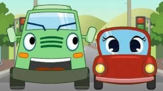 getlinkyoutube.com-Wheels On The Bus  | Family Sing Along - Muffin Songs