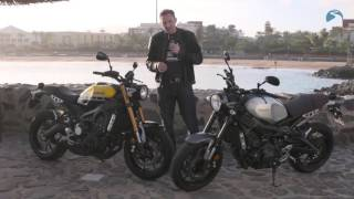 getlinkyoutube.com-Yamaha XSR900 (2016) road test review | Bike Social