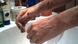 طريقة عمل الدلكة السودانية بالتفصيل ! Body scrub