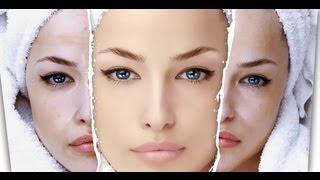 getlinkyoutube.com-Коррекция лица и нейтральный макияж / Correction of person