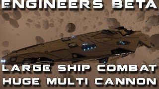 getlinkyoutube.com-Big Ship Combat and the Huge Multi Cannon S4 EP 34
