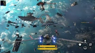 Star Wars Battlefront - Rogue One Scarif DLC Infiltration Gameplay PS4 60fps (No Commentary)