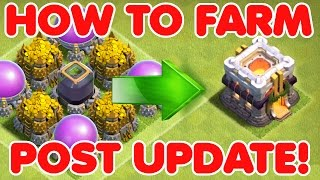 """getlinkyoutube.com-Clash Of Clans   """"HOW TO FARM AFTER THE TOWN HALL 11 UPDATE!"""""""