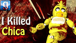 getlinkyoutube.com-Garry's Mod I KILLED CHICA! (Gmod Sandbox w/ FNAF mod)