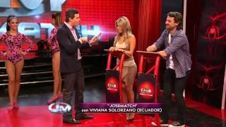 getlinkyoutube.com-Sábado show - José María Listorti se lució en Josematch