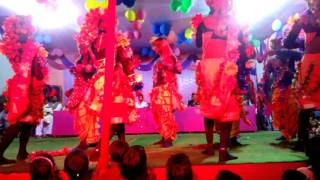 getlinkyoutube.com-Copy of Sari jakit new santhali chapol chapol dance group