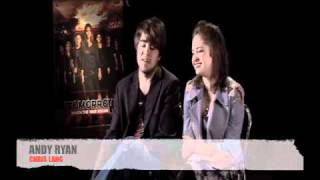 getlinkyoutube.com-Tomorrow, When The War Began Cast Interviews