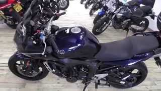 getlinkyoutube.com-2008 Yamaha FZ6 Fazer 600 S2