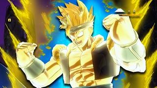 getlinkyoutube.com-SUPER SAIYAN RAGE TRANSFORMATION FOR SAIYANS! Dragon Ball Xenoverse 2 MODS