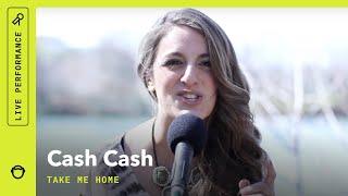 "getlinkyoutube.com-Cash Cash, ""Take Me Home"": Stripped Down (Live)"