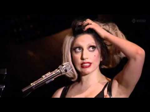 Lady Gaga 'Speechless' BBC Radio 1's Big Weekend (Carlisle) 2011 HD