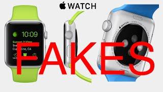 getlinkyoutube.com-Top 3 Fake Apple Watch in China (Huaqiangbei)