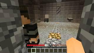 getlinkyoutube.com-Minecraft | Cops 'n' Robbers | Episode 5 ft SkyDoesMinecraft, Jerome, Tyler & Joey