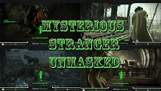 Fallout 4 Mysterious Stranger Unmasked