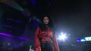 getlinkyoutube.com-Nicki Minaj surprise guest at Summer Jam 2015