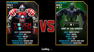 getlinkyoutube.com-Real Steel WRB Championship Touch Down VS ZEUS NEW UPDATE