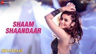 getlinkyoutube.com-Shaam Shaandaar - Full Video | Shaandaar | Shahid Kapoor & Alia Bhatt | Amit Trivedi