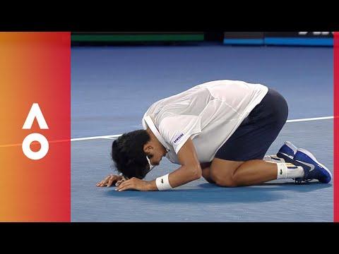 Meet Hyeon Chung`s coach, Neville Godwin | Australian Open 2018