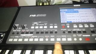 getlinkyoutube.com-1. شرح عن الكورج با 600 information about korg pa600