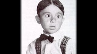 "getlinkyoutube.com-What happened to Little Rascals Carl ""Alfalfa"" Switzer?"