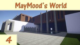 getlinkyoutube.com-كيف تبني: مدرسة في ماين كرافت - الحلقة 4 (Minecraft)