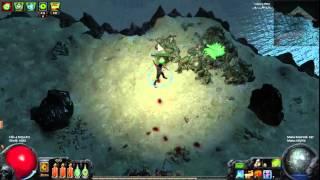 getlinkyoutube.com-Poison Arrow Shadow path of exile 2.0
