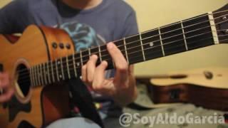 """getlinkyoutube.com-Como tocar """"Por Enamorarme"""" Los Plebes Del Rancho TUTORIAL DE GUITARRA @AldoGarcia"""
