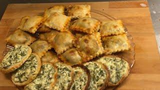 getlinkyoutube.com-مطبخ الأكلات العراقيه - فطائر السبيناغ والجبن