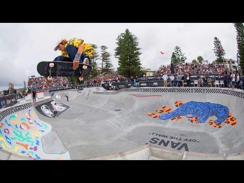 Ivan Federico's 2nd Place Run | Vans Park Series 2017: Sydney